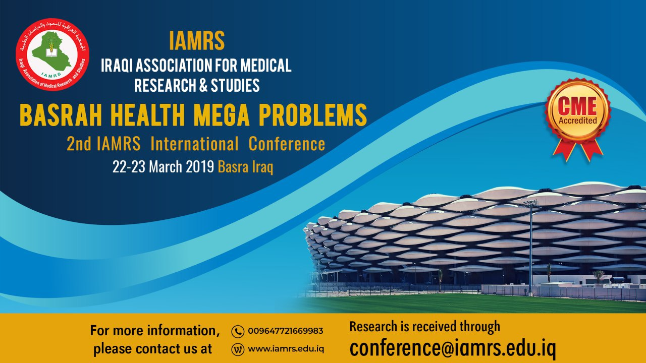 2nd IAMRS Conference