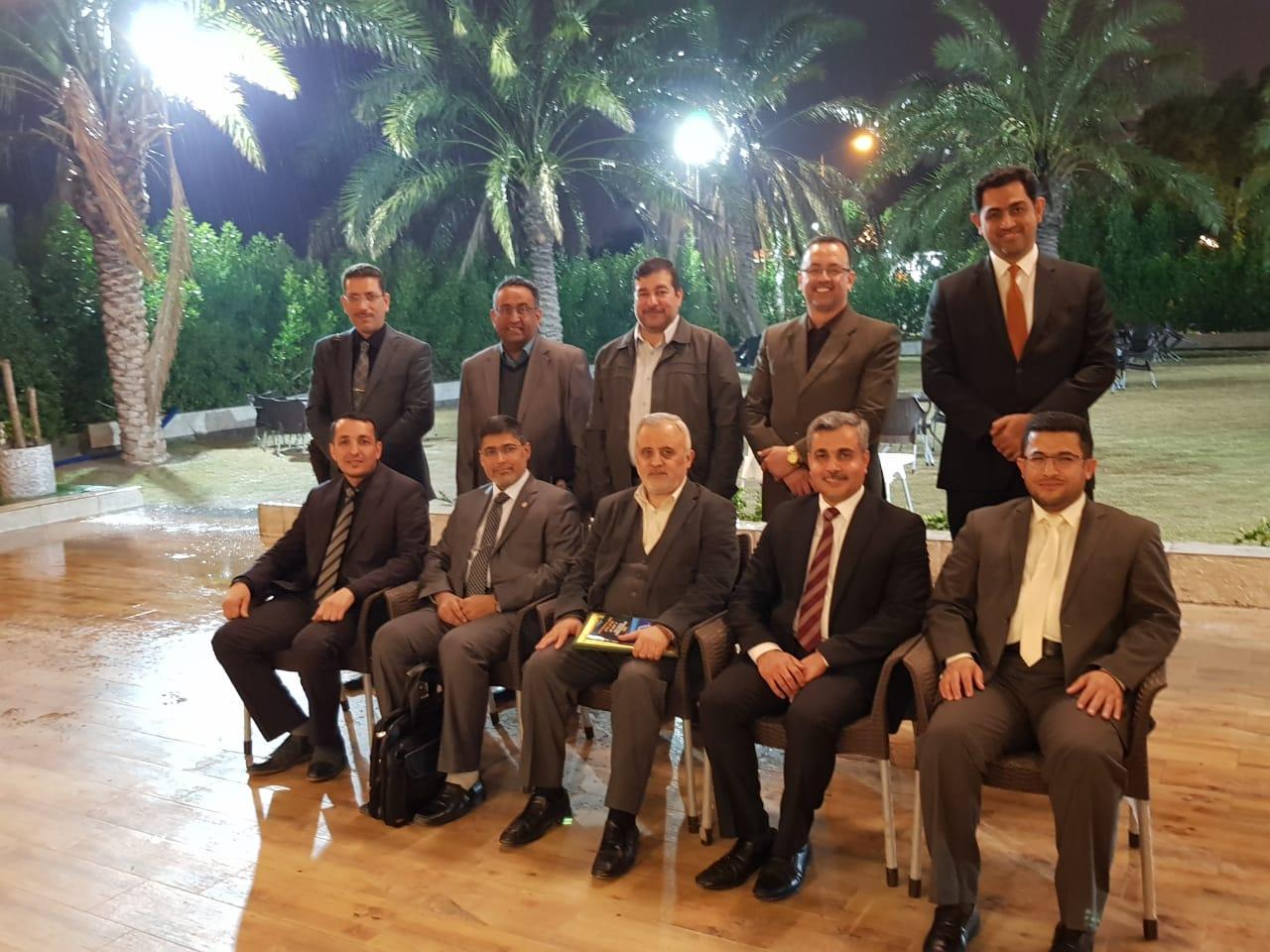 IAMRS Signed Memorandum with Kufa Medical College