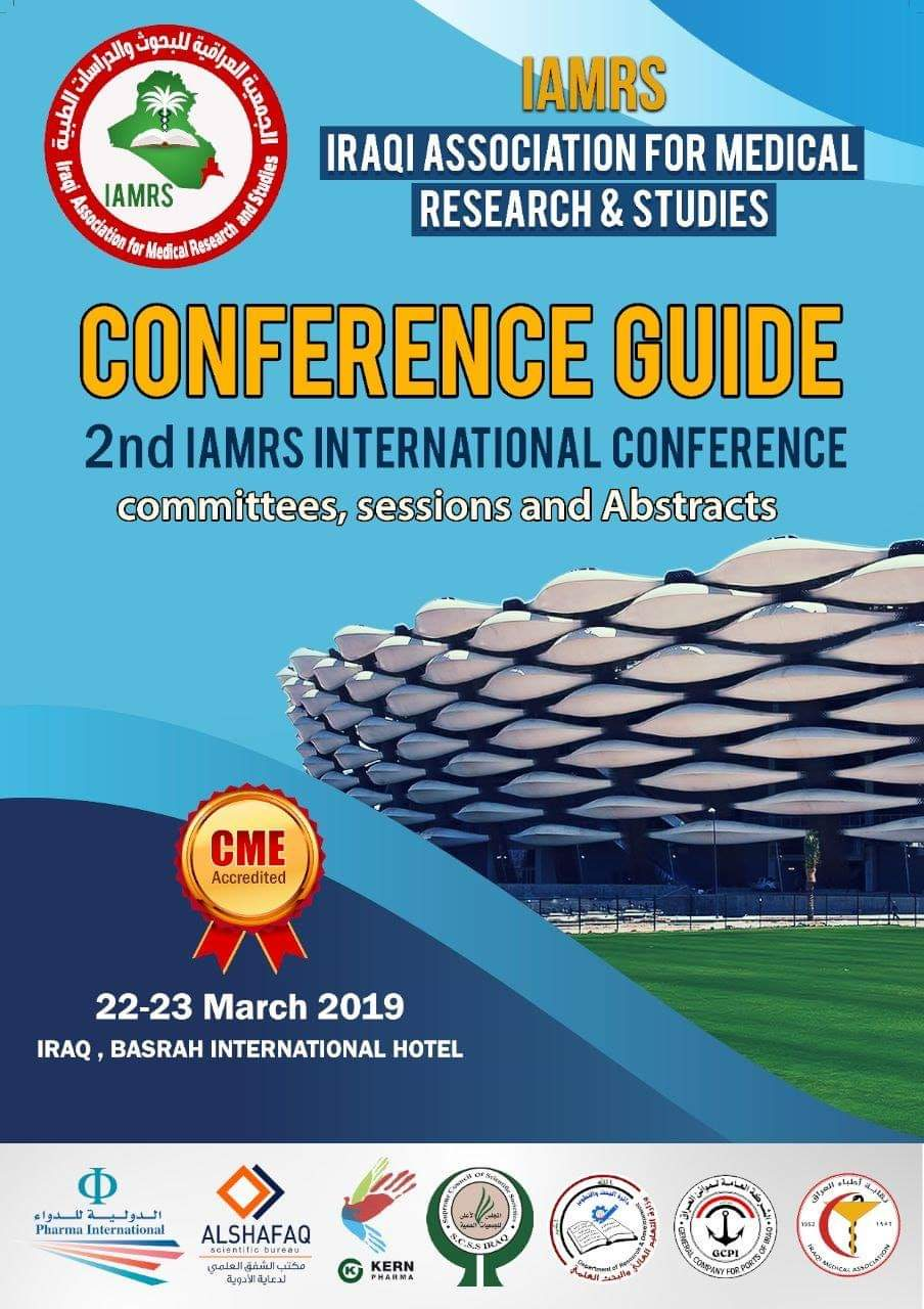 2nd IAMRS Conference … new scope