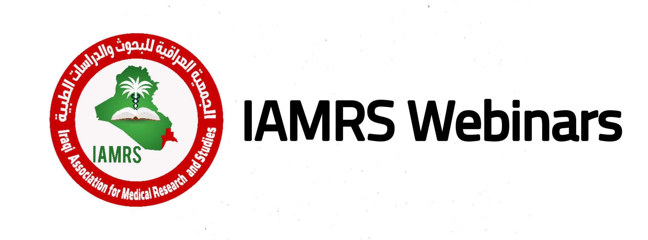 IAMRS Webinars