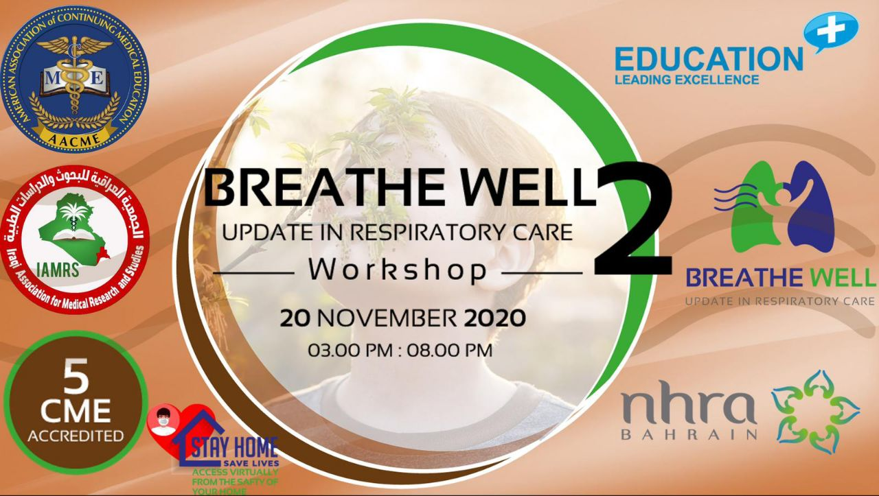 Breathe Well 2 Workshop